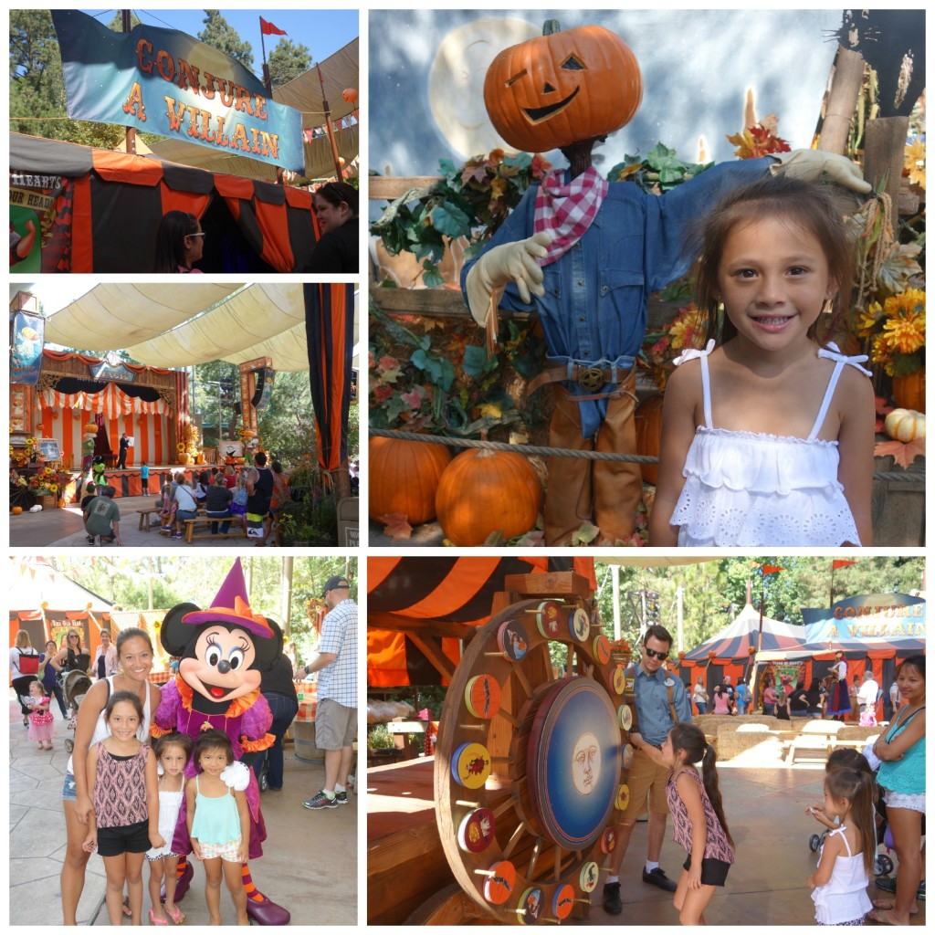 Big Thunder Ranch Halloween Carnival