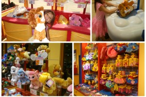 Build-a-Bear Workshop at Downtown Disney