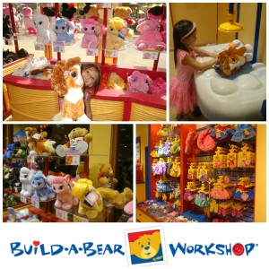 Build-A-Bear Workshop Anaheim Downtown Disney