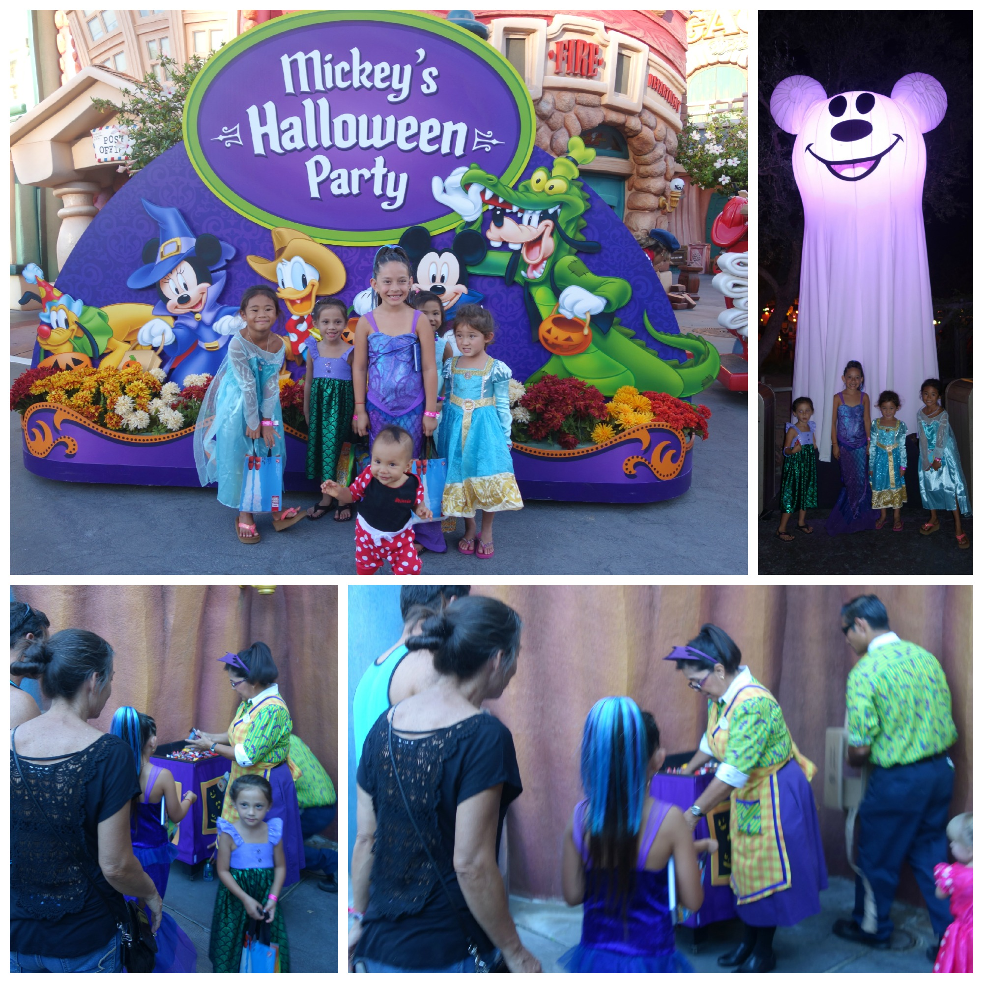 Halloween Time at Disneyland | Livin' the Mommy Life