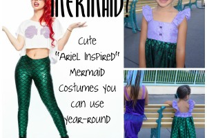 Mermaid Costumes – Not Just for Halloween
