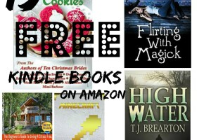 15 FREE Kindle Books from Amazon!