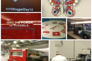 Domino's Blogger Day #DPZBloggerDay14