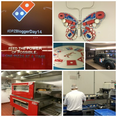 Domino's Blogger Day #DPZBloggerDay14