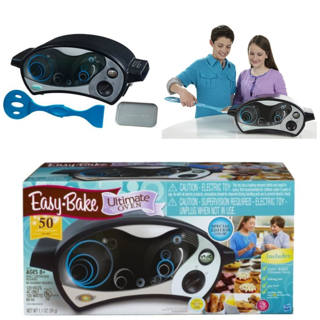 Easy Bake Ultimate Oven Holiday Gift Guide