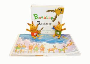 roaming reindeer elf alternative