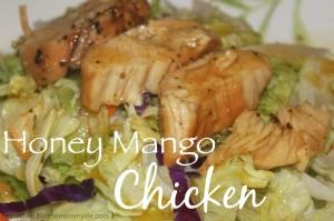 Honey Mango Chicken