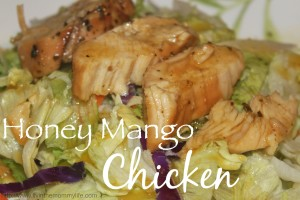 Honey Mango Chicken
