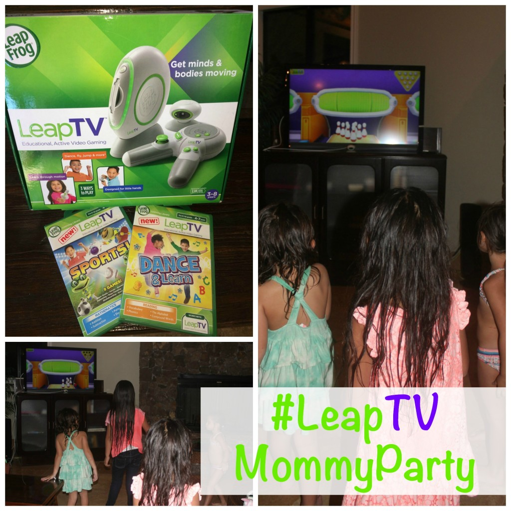 LeapTV MommyParty