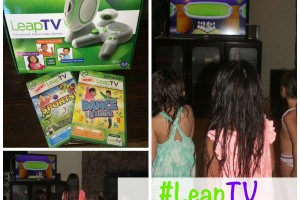 "#LeapTV ""Leap Into Gaming"" MommyParty"
