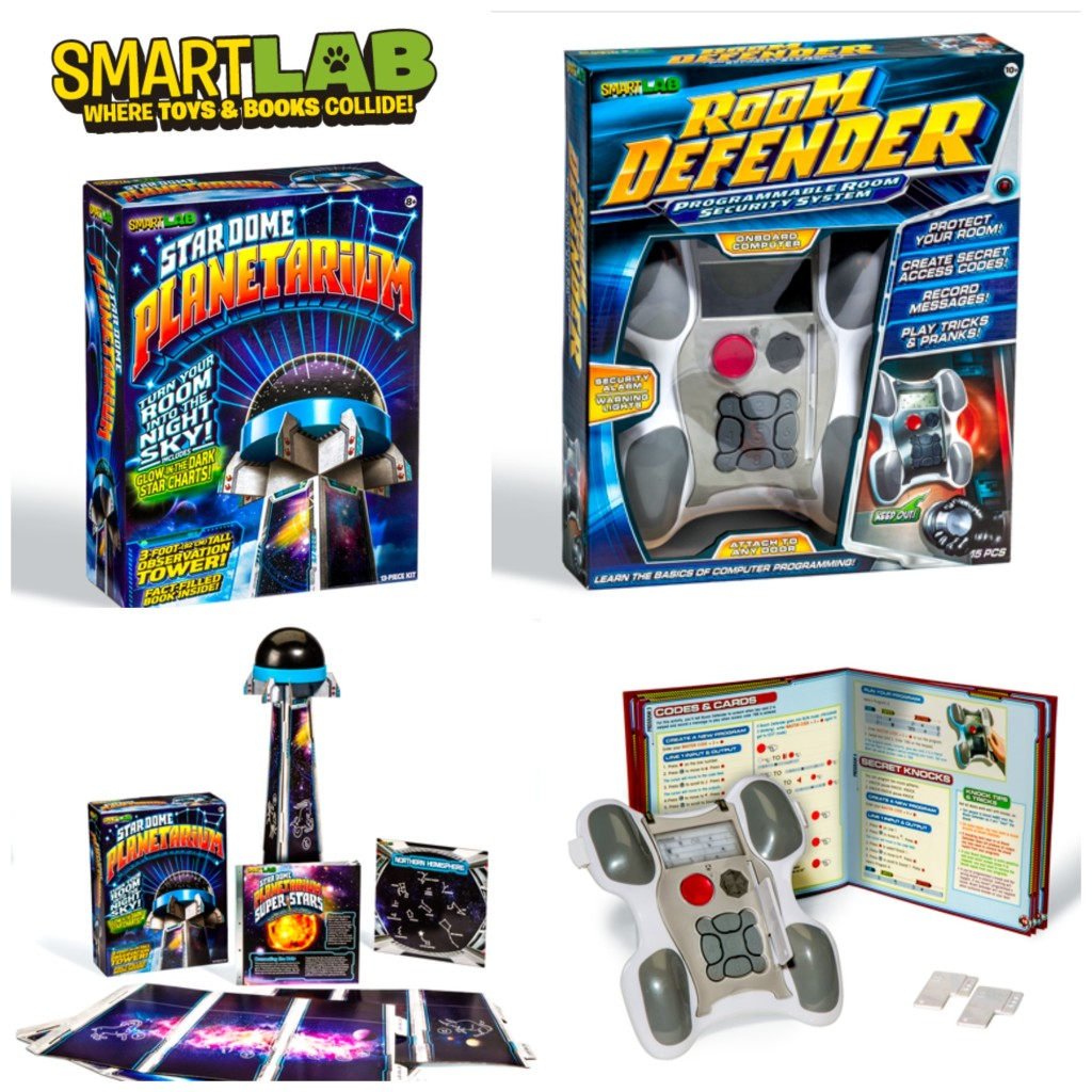SmartLab Toys Room Defender & Planetarium