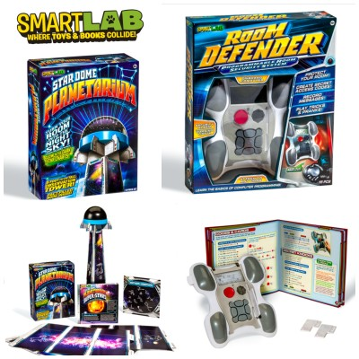 SmartLab Toys Star Dome Planetarium & Room Defender *Holiday Gift Guide*