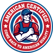 american certified  made in usa