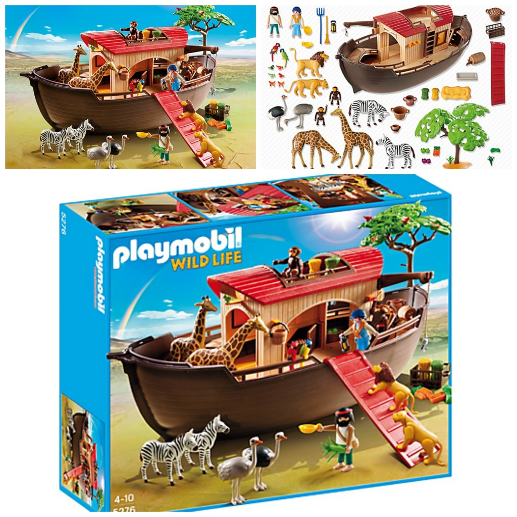 playmobil animal ark