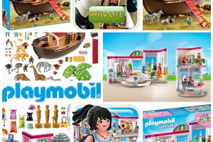 PLAYMOBIL Animal Ark & Clothing Boutique *Holiday Gift Guide*