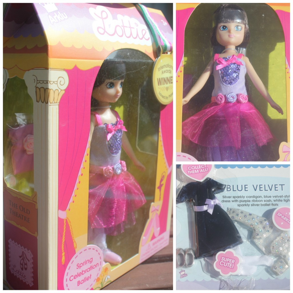 Lottie Ballerina Doll Holiday Gift Guide