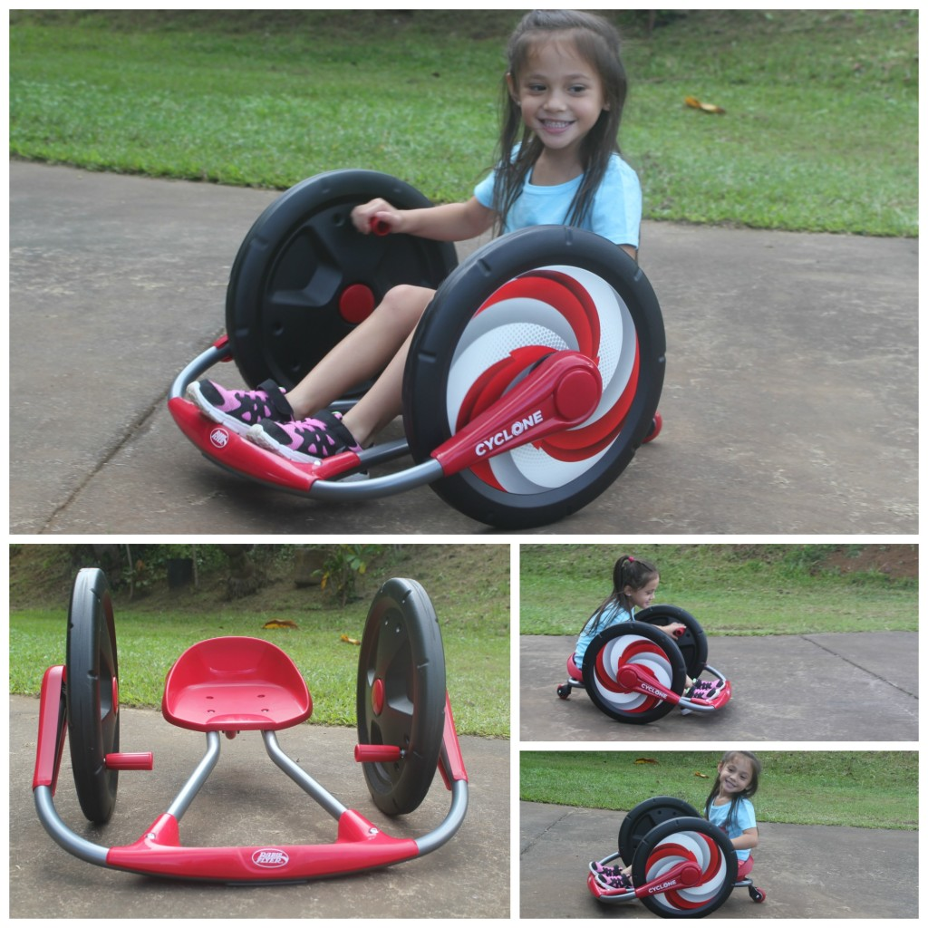 Radio Flyer Cyclone Gift Guide Review