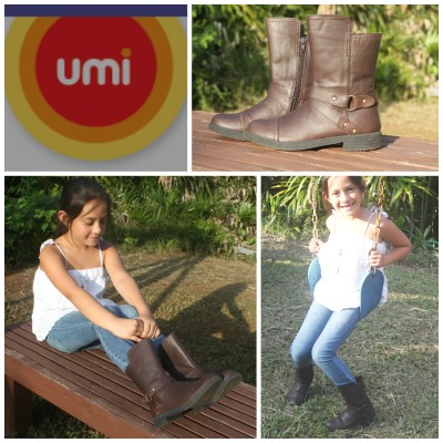 Umi Chiara II Girls Boots *Holiday Gift Guide*