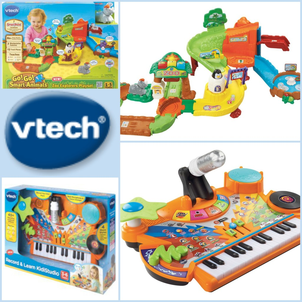 Vtech Holiday Gift Guide