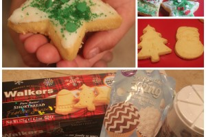 Christmas Cookie Creations with Walkers Shortbread Cookies
