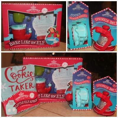Bake Like an Elf With Hallmark Northpole Products