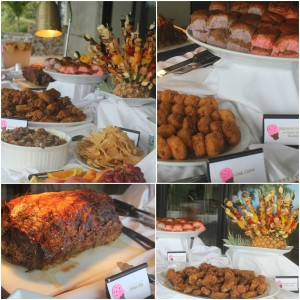 Birthday party food buffet ideas