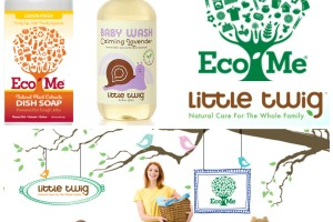 Little Twig & Eco Me – Natural Cleaners for Home & Body