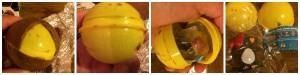 Choco Treasure surprise Penguin egg