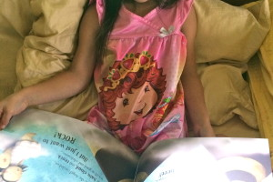 """Personalized Kids Book – """"The Little Girl Who Lost Her Name"""""""