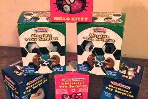 Choco Treasure – Premium Milk Chocolate Eggs with a Fun Toy Surprise Inside