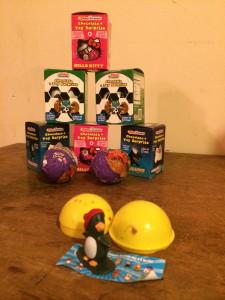 Choco Treasure Surprise egg