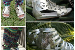 Umi Girls Sandals for Spring and Summer