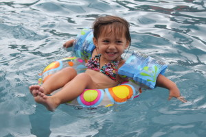 Backyard Swimming Pool Party Ideas