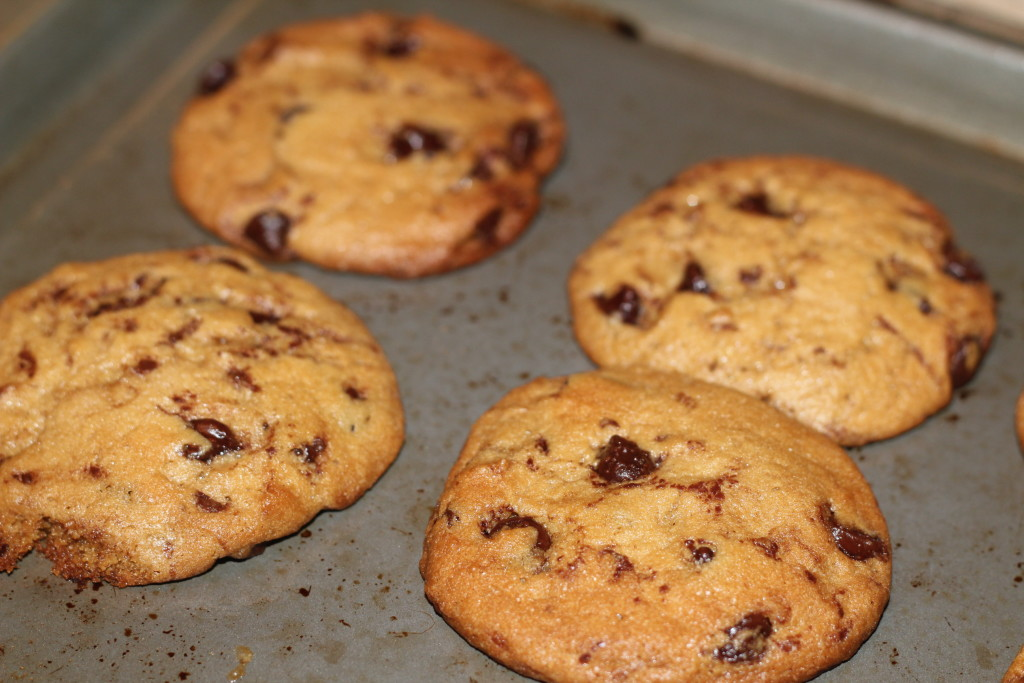 Just Cookie Dough Chocolate Chip Cookies