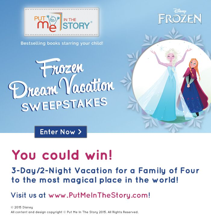 waly disney world sweepstakes