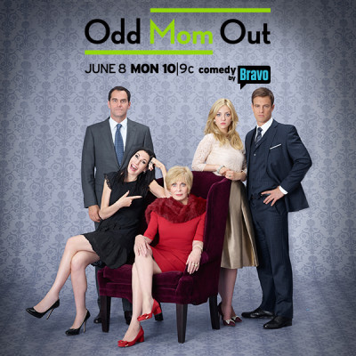Have you ever felt like the Odd Mom Out?  You'll Love Bravo's new TV Show