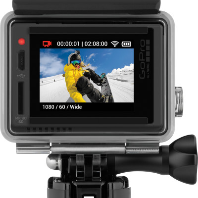 Get the New @GoPro HERO+LCD Just In Time for Father's Day from @BestBuy