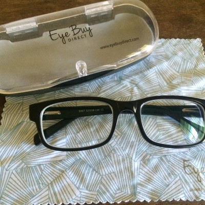 Eyeglasses from EyeBuyDirect