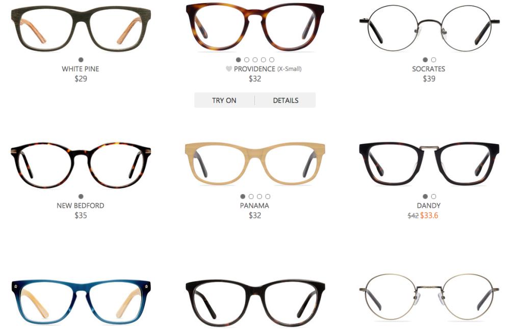 order cheap eyeglasses online