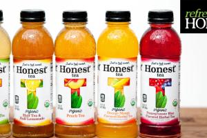 Refreshing Organic Beverages from Honest Tea