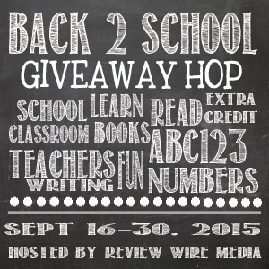 $15 PayPal CASH GIVEAWAY + More Prizes in the Back-to-School Giveaway Hop