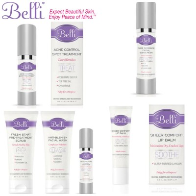 Belli Skincare – Safe & Effective Skincare for Moms