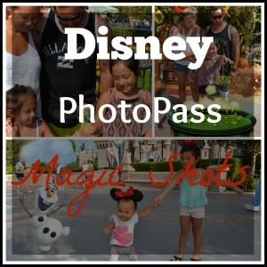 Disney PhotoPass Magic Shots