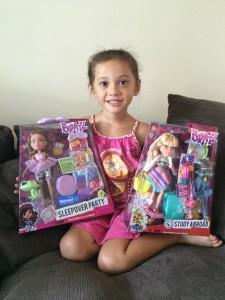 Bratz dolls 2015