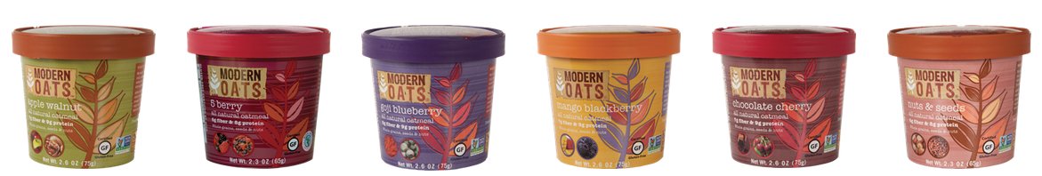 modern oats oatmeal flavors