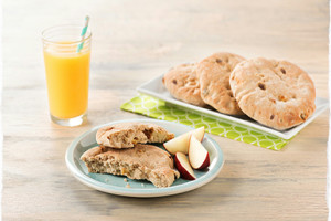 Start your mornings off right with Ozery Bakery Morning Rounds & Fresh Orange Juice
