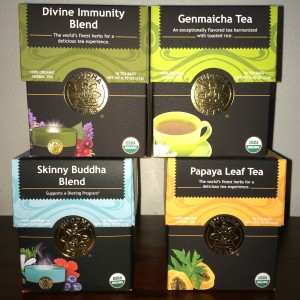 Buddha Organic Natural Teas