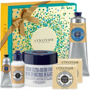 L'Occitane Shea Butter Gift Set