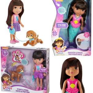 Nickelodeon Dora & Friends Dolls Toys