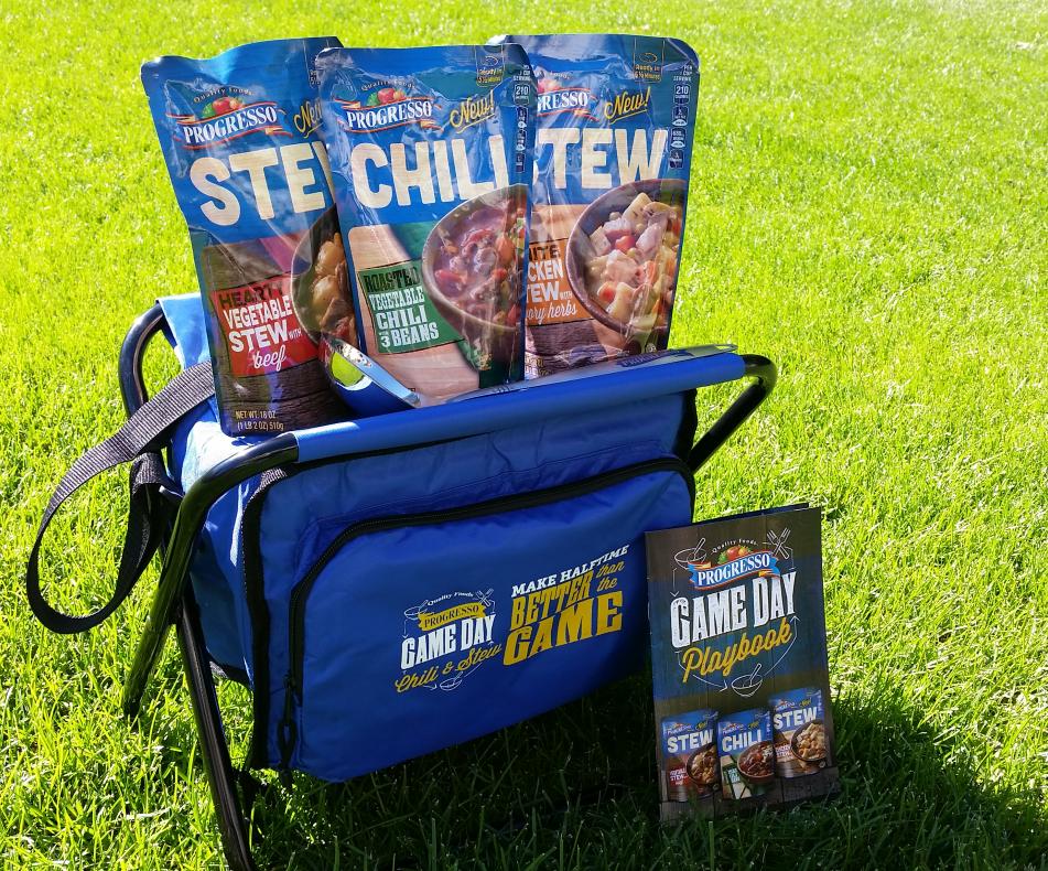 progresso chili & stew prize pack